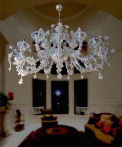 Beethoven lampadario Murano