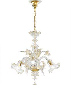 Darwin lampadario murano