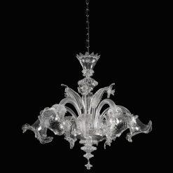 Darwin lampadario cristallo 5 luci
