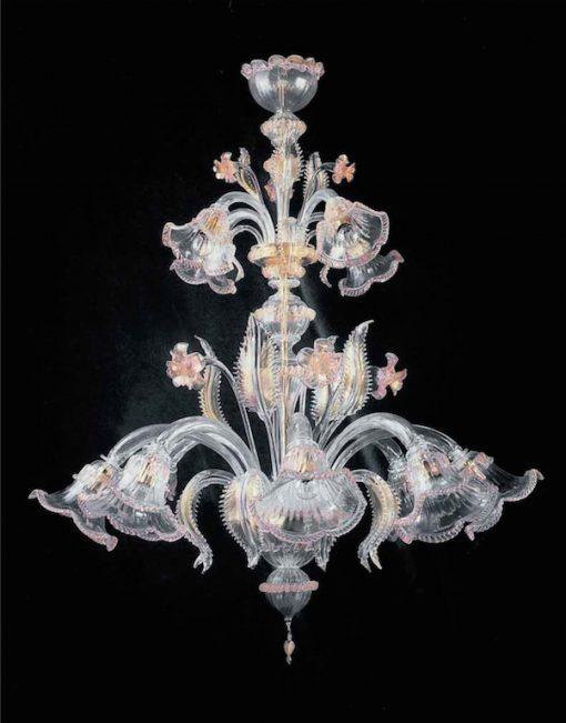 Eraclito lampadario Murano