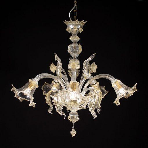 Galileo lampadario murano