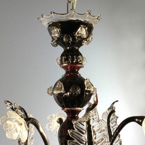 galileo-nero-in-fuoco-decoro-cristallo-dettaglio