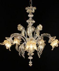 picasso lampadario murano
