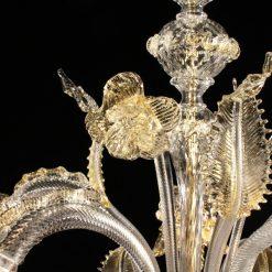 picasso-lampadari-murano-cristallo-oro-dettaglio-2