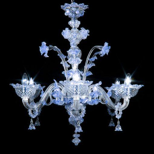 archimede-lampadari-murano-cristallo-blu