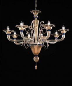 Freud lampadario Murano