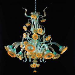 Apollo lampadario Murano