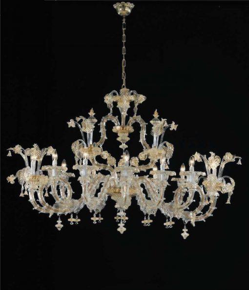 Caravaggio lampadario Murano