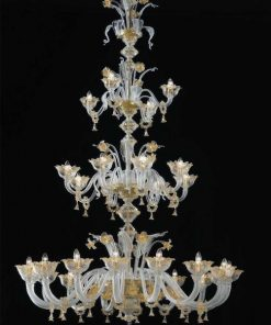 Ercole lampadario Murano