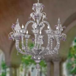 Marilyn lampadario Murano