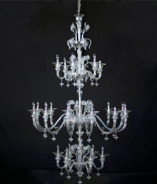 Ulisse lampadario Murano