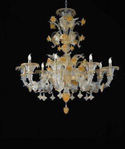 Venere lampadario Murano