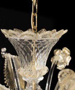 Darwin ingressino cristallo oro particolare 1