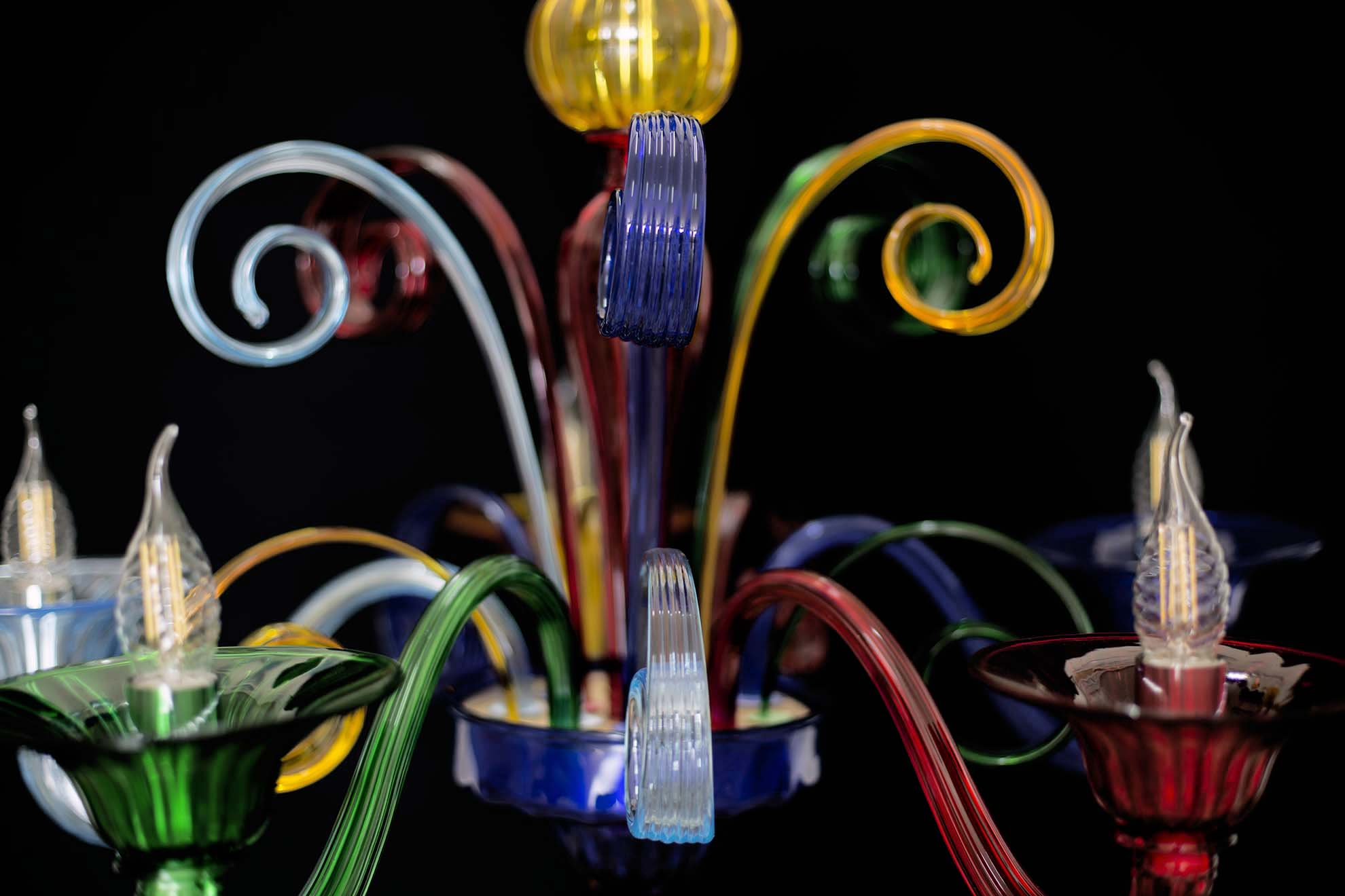 Nemo lampadario Murano moderno: cerchi un lampadario moderno?