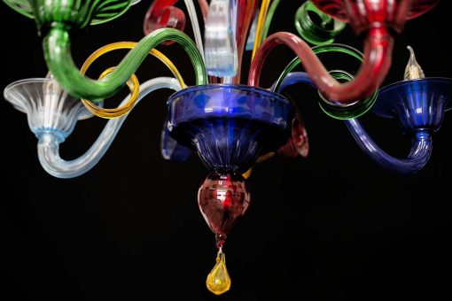 Nemo lampadari Murano moderni 3