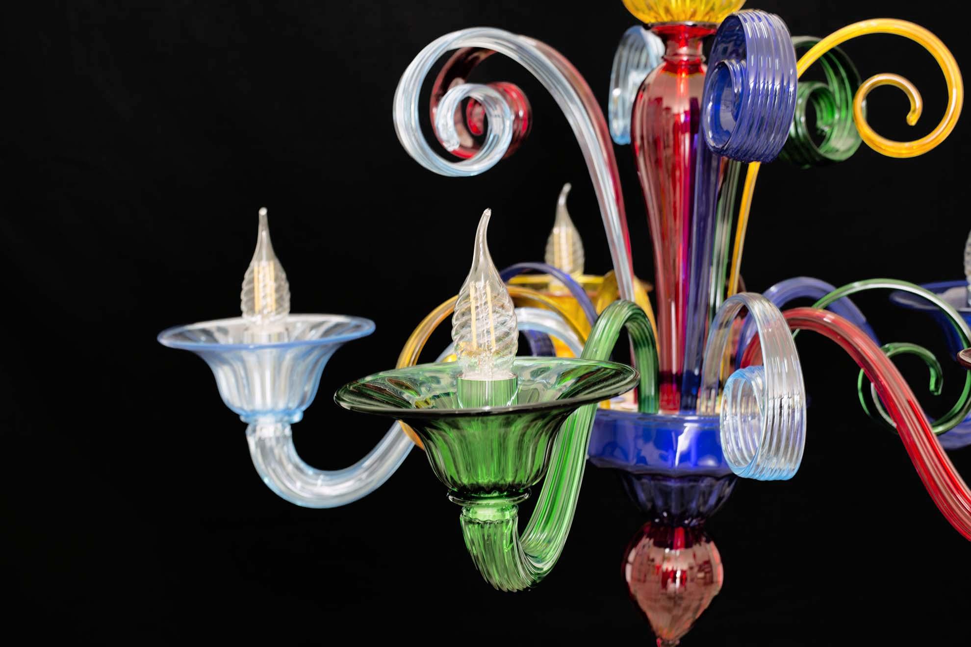 Lampadari murano moderni elegante ricambi per lampadari in vetro