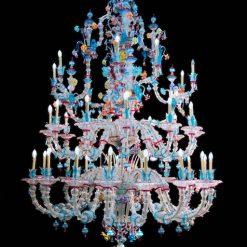 Notre dame lampadario Murano