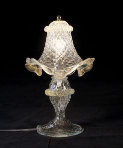 Darwin Murano table lamp
