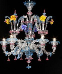 Istanbul lampadario Murano