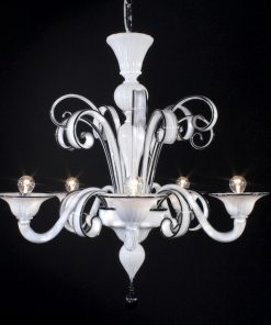 vienna lampadario murano