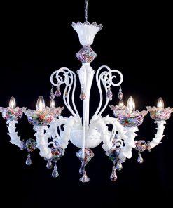 Venice lampadario murano moderno