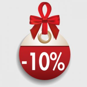 10% di sconto black friday