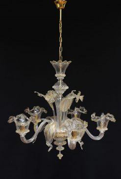 Nelson lampadario murano