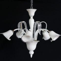 Alaska lampadario murano