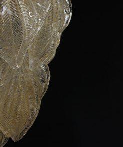 Guatemala lampadario murano vintage particolare