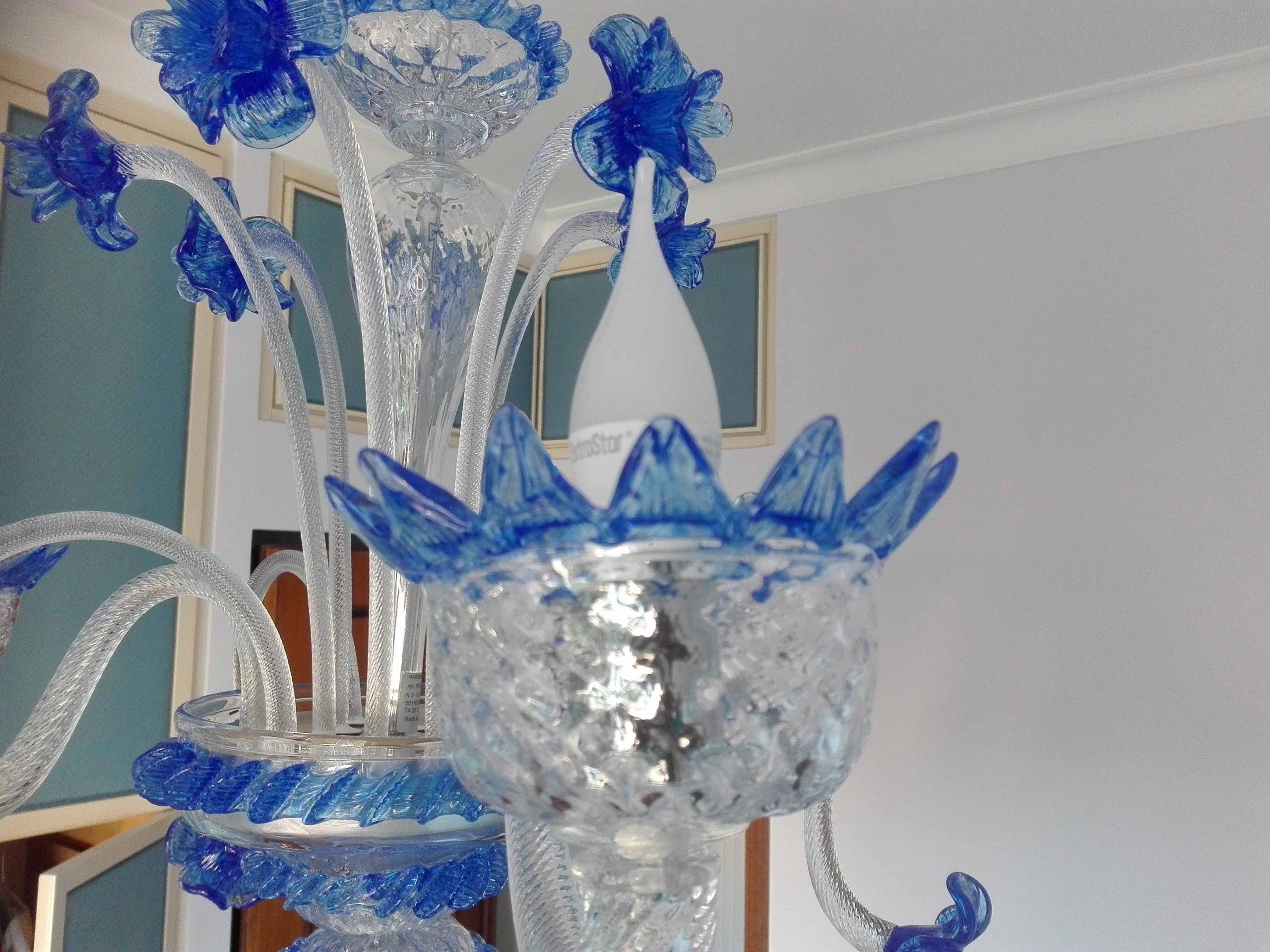 Nevada cristallo blu