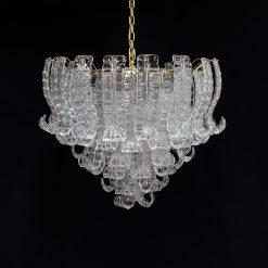 Oxford lampadario murano vintage