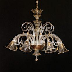 Safari lampadario murano