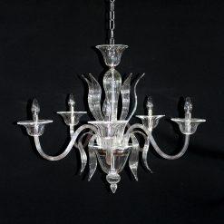 tulum lampadario murano moderno