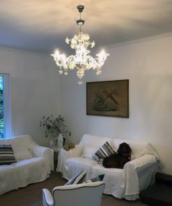 Amsterdam lampadario foto di Alessandra