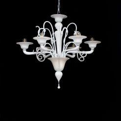 Young lampadario murano moderno