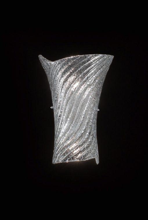 Etna applique Murano cristallo