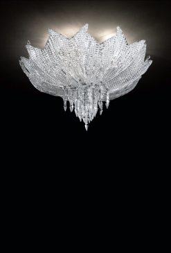 Taormina plafoniera Murano