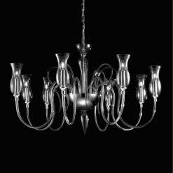 Mark lampadario Murano moderno
