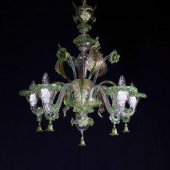 Irish lampadario Murano