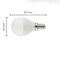 Lampadina led bulb E14 Smart