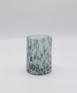 Urano bicchiere acquamare murano medio